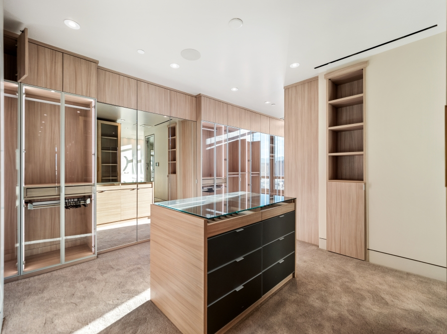 1 Hughes Center Drive #1901 | A DREAM CLOSET