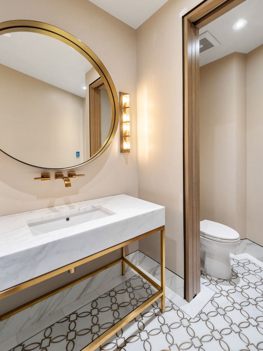 1 Hughes Center Drive #1901 | OPULENT FINISHES