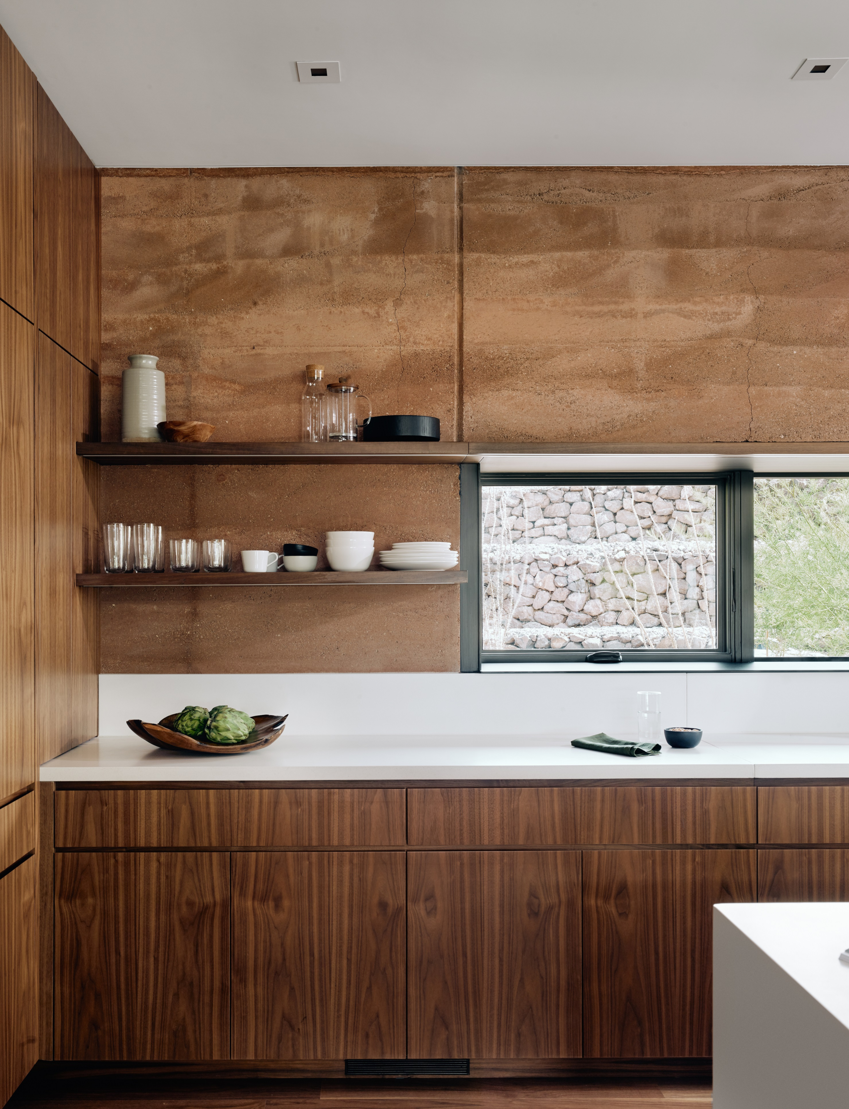ASCAYA'S RAMMED EARTH MASTERPIECE