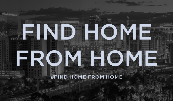 # FIND HOME FROM HOME | Caroline Atwell LVREAL